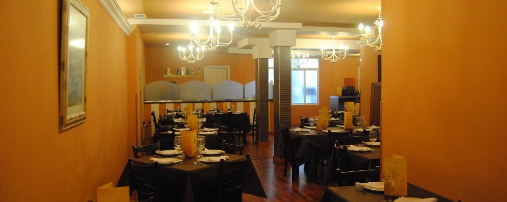 Bienvenidos al restaurante Papabuey